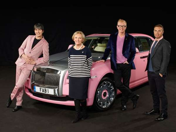 Luxe Cancer Awareness Cars