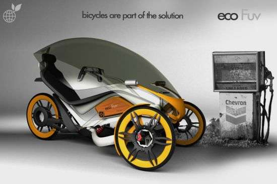 Tricycle E-Power Pods