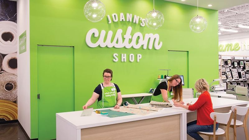 Modernized Fabric Stores