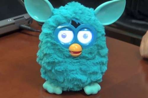 Revamped Robotic Birds Hasbro Makes Over The Iconic Furby