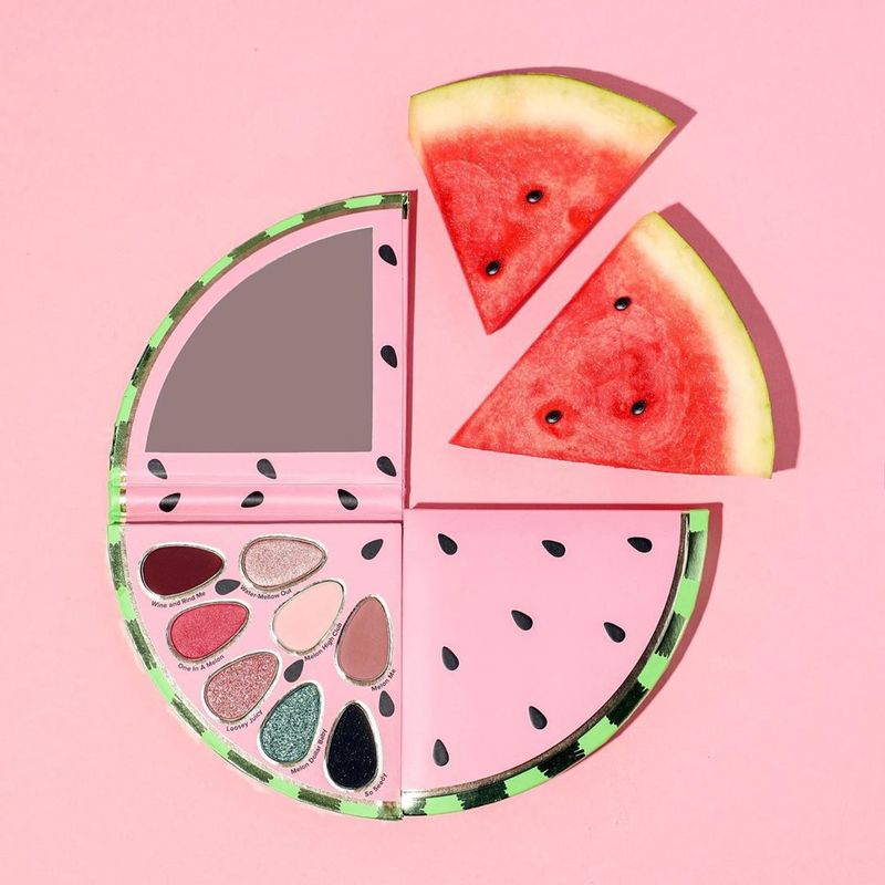 Melon-Inspired Makeup Palettes