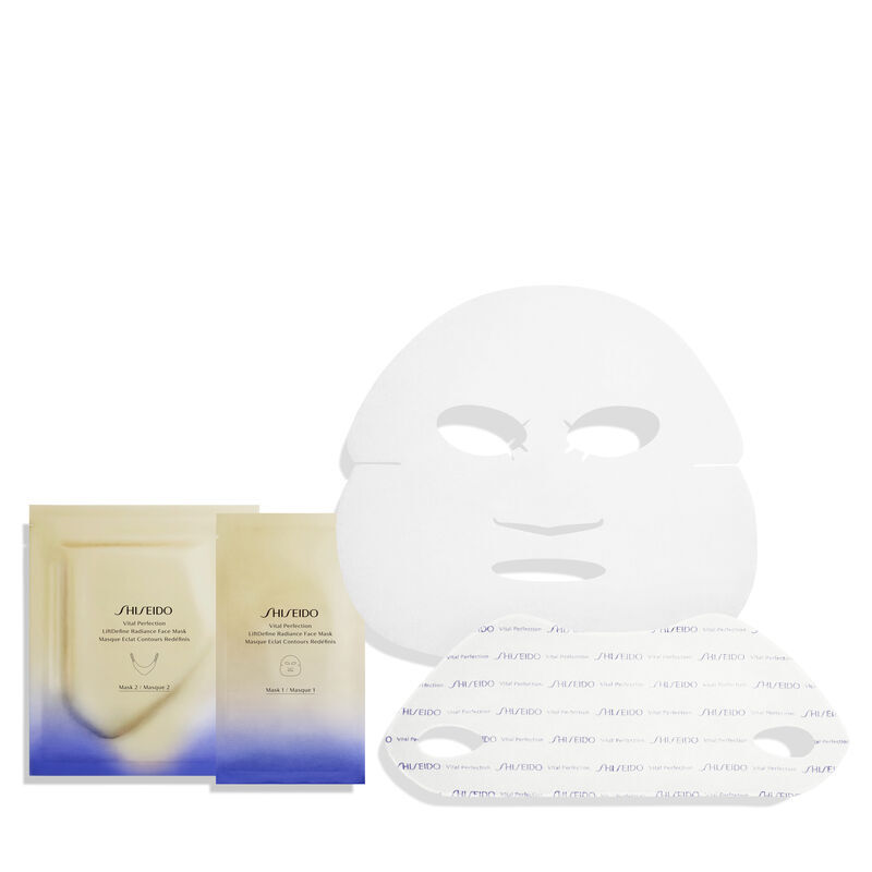 Anti-Aging Two-Piece Skincare Masks