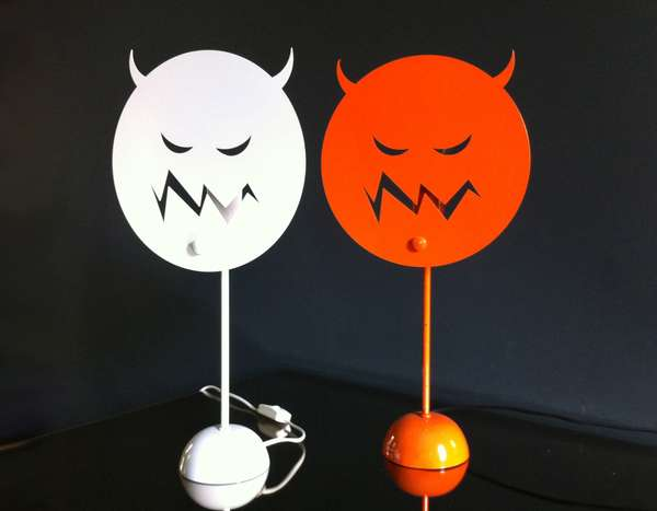 Expressive Desk Illuminators