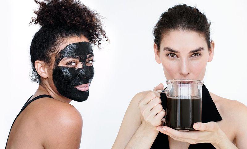 Mushroom-Based Face Masks