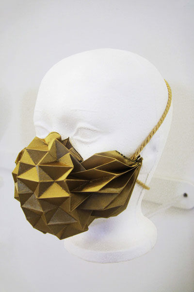 3D-Printed Face Masks