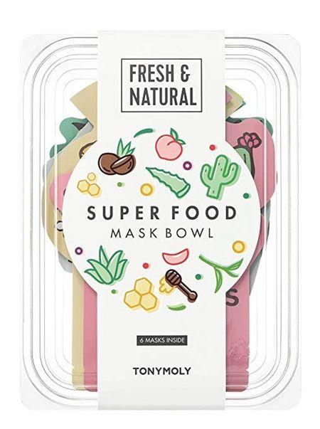 Food-Inspired Face Mask Packs