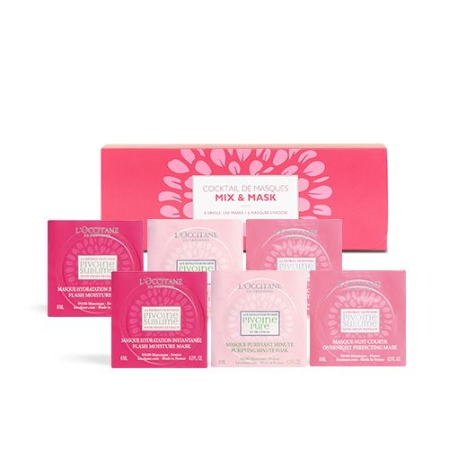 Assorted Face Mask Sets
