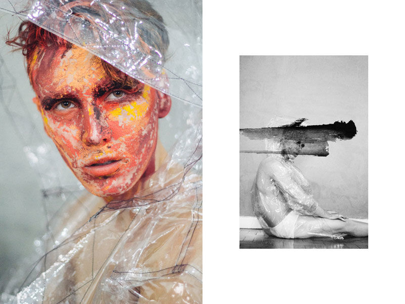 Experimental Art School Editorials
