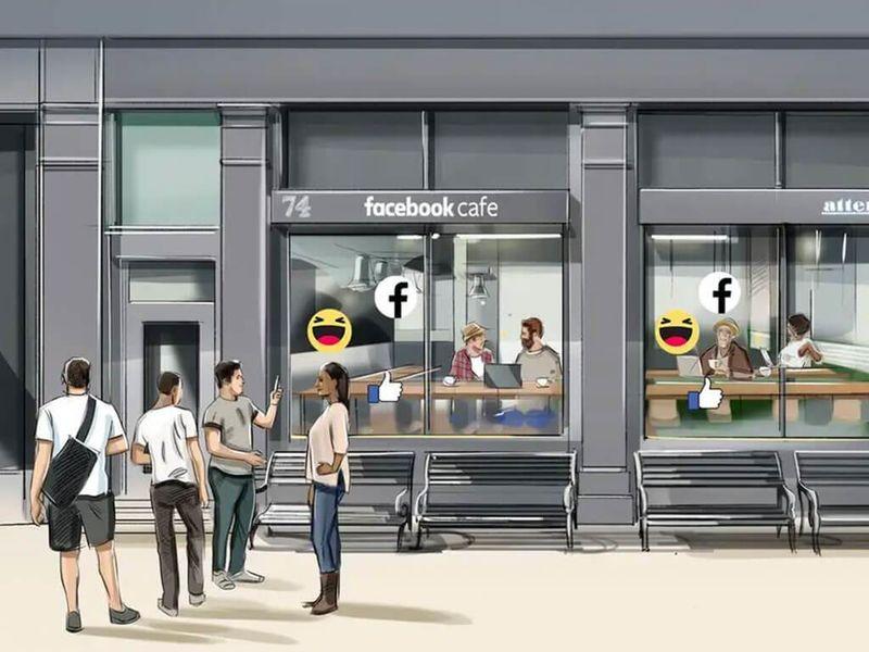 Pop-Up Privacy Cafes