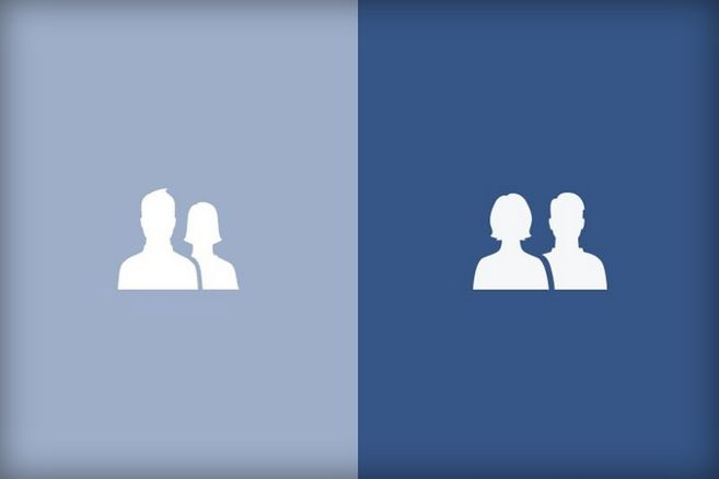 Feminist Social Media Logos