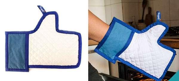 Social Media Potholders