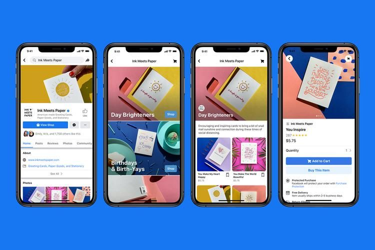 Social Media Shopping Initiatives