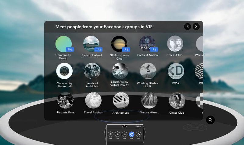 VR Social Spaces