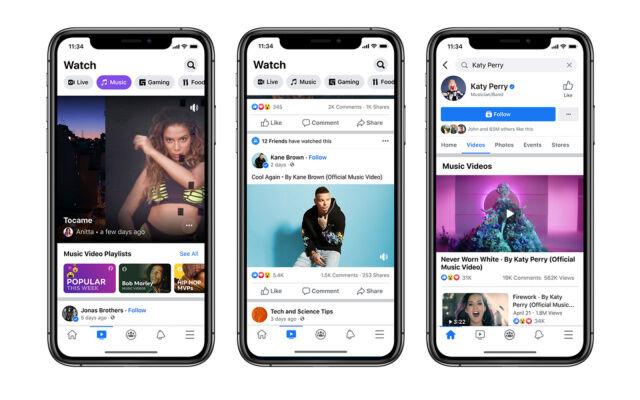 Social Media Music Videos