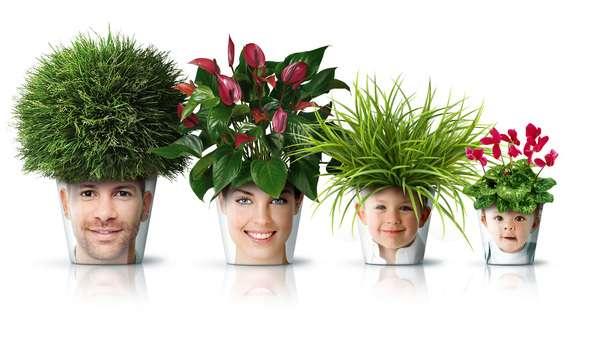 Familial Flower Pots