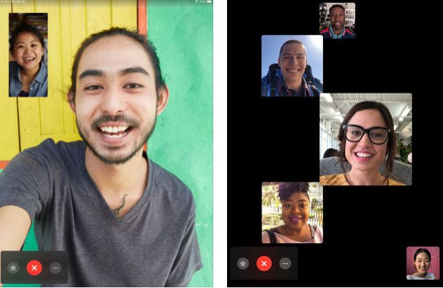 Eye Contact-Focused Video Calling