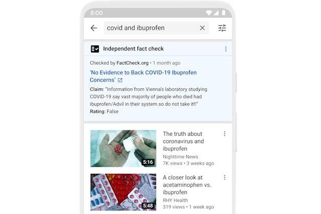 Video Platform-Integrated Fact Checking