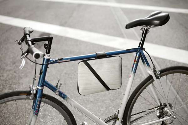 Bike Frame Tablet Holders