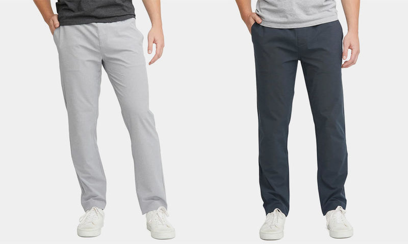 Flexible Urban Professional Trousers