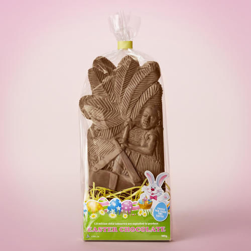 Provocative Fair Trade Chocolates