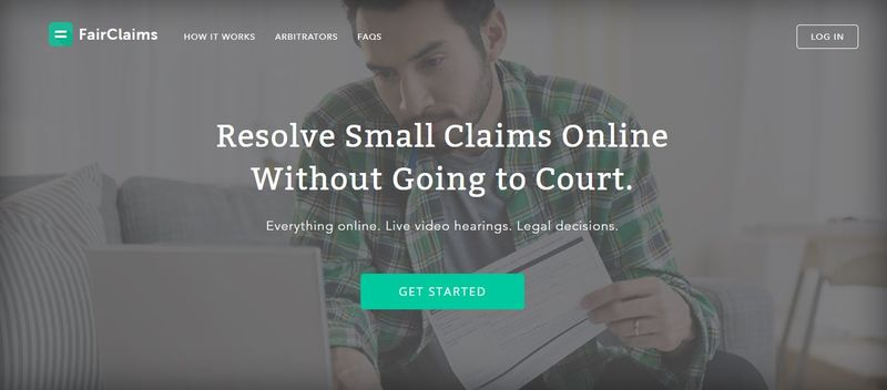 Small Claims Software