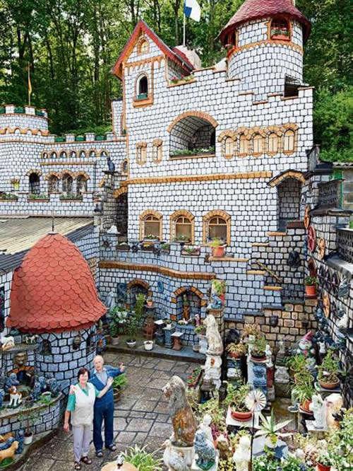$65,000 Backyard Castles