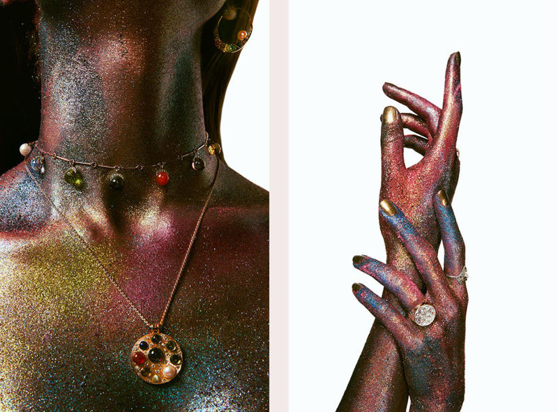 Ultra-Luxurious Fairy Tale-Inspired Jewelry