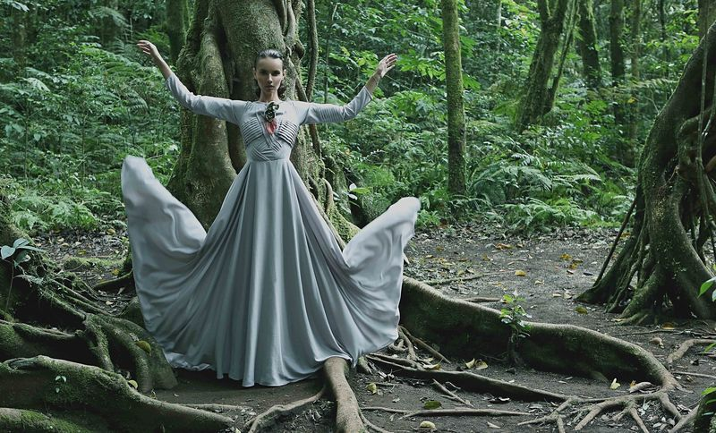 Exquisite Fairytale Gowns