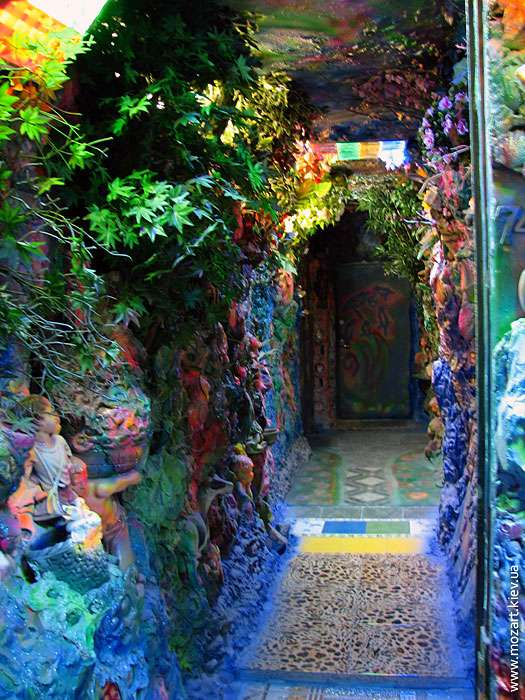 Hallucinogenic Hallways Fairytale Land Art Installation