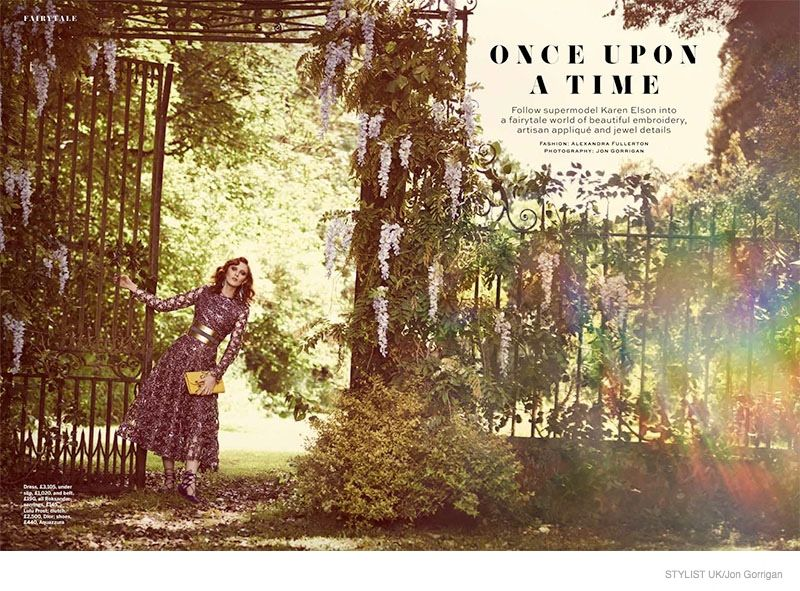 Fashionable Fairytale Photoshoots