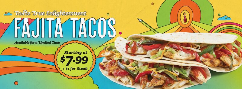 Hybrid Fajita Tacos