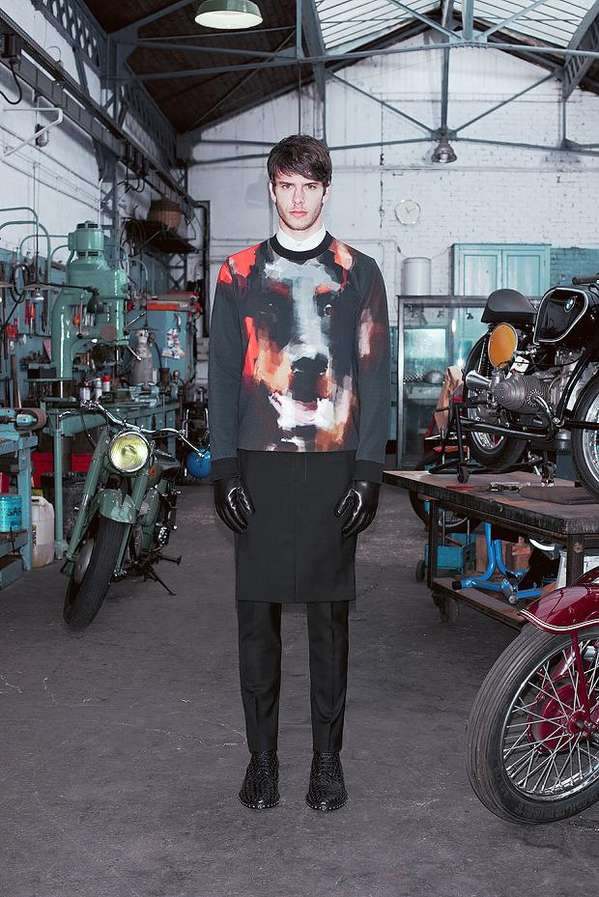 Urban Polished Menswear Attire