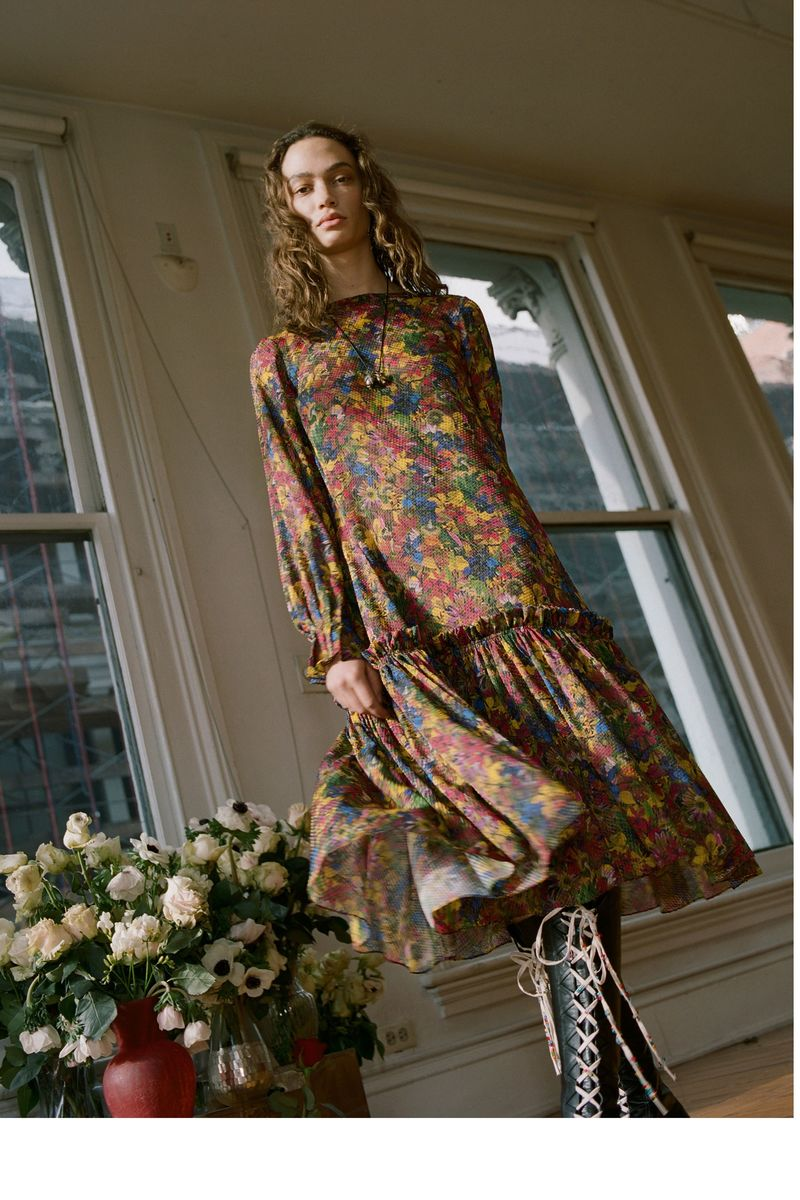 Flowery Fall Fashion Collections