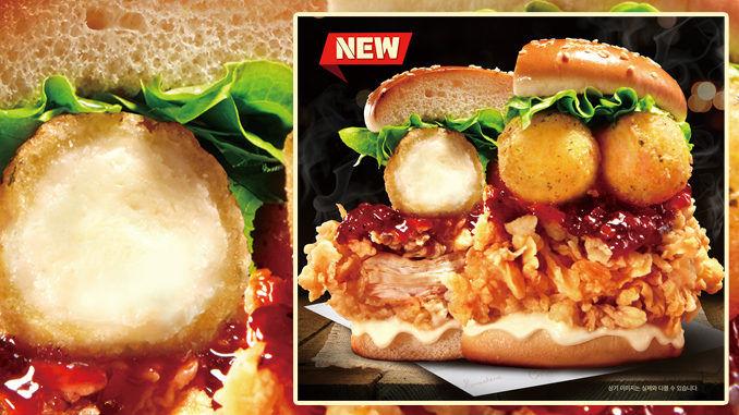 Deep-Fried Cream Cheese Sandwiches