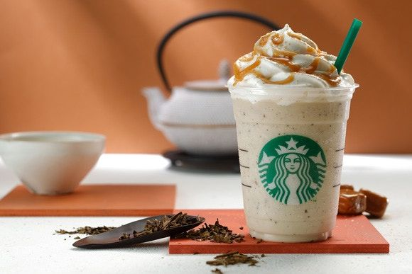 Remixed Fall-Inspired Beverages