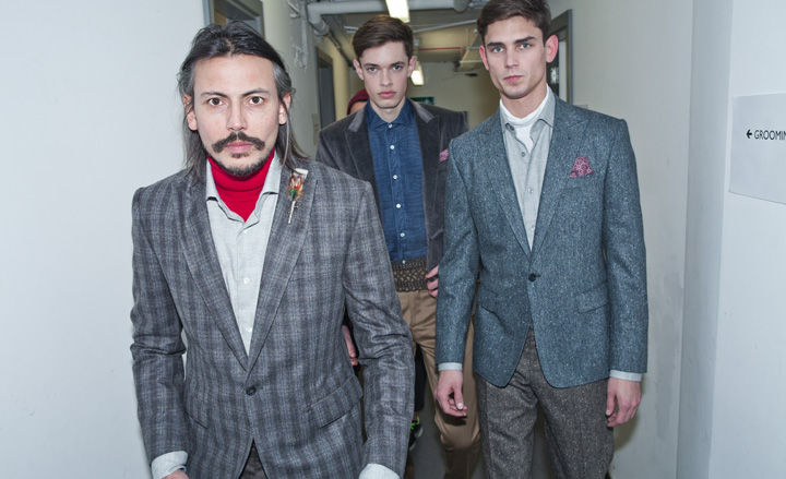 Dashing Fall Menswear