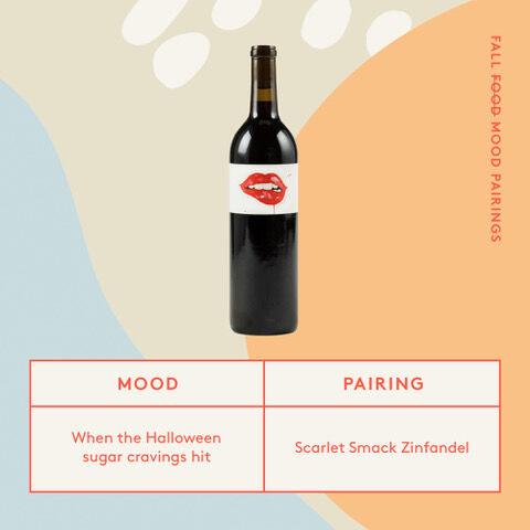 Fall-Inspired Wine Mood Pairings