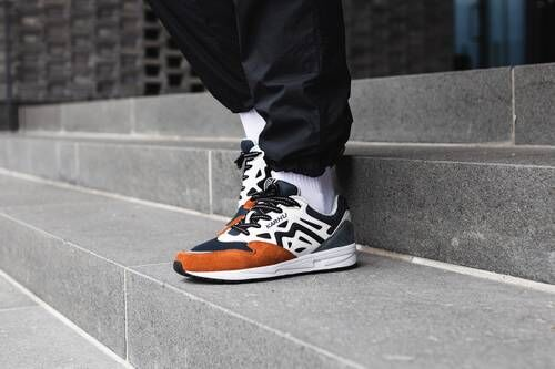 Autumn-Themed Tonal Sneakers
