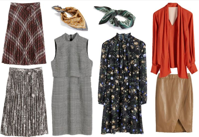Empowering Fall-Themed Collections