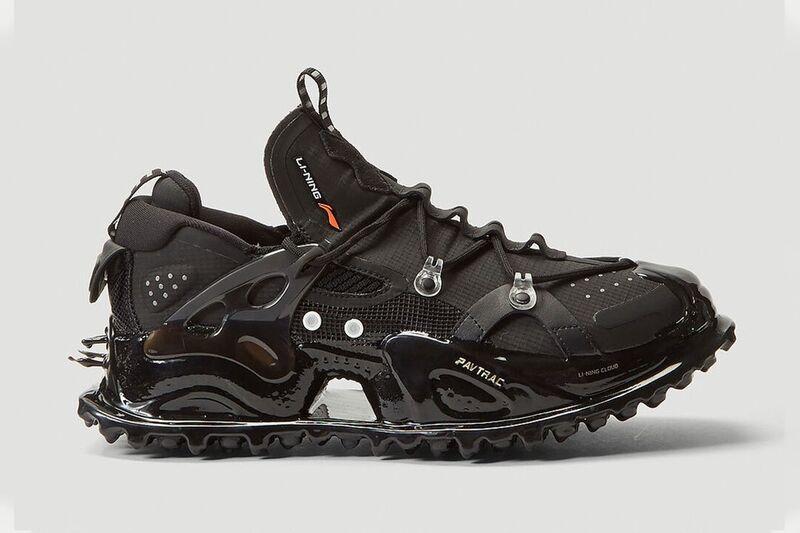Uniquely Designed Shoes