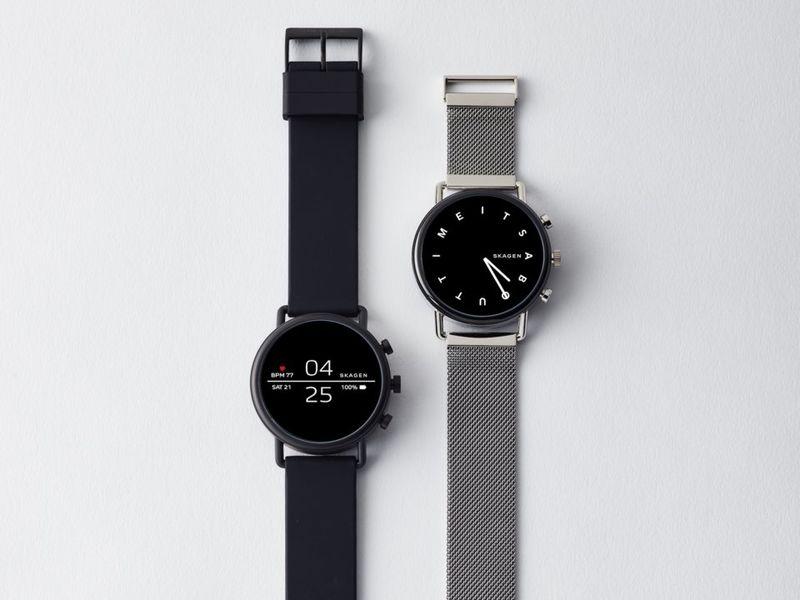 Updated Minimalist Smartwatches