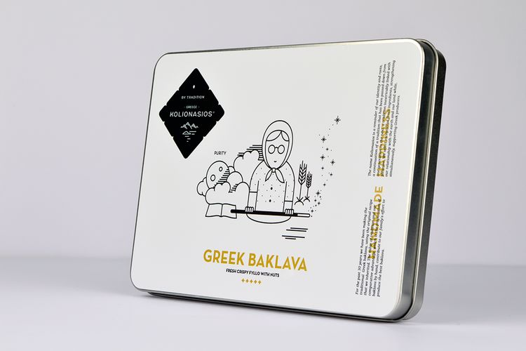 Familial Pastry Packaging