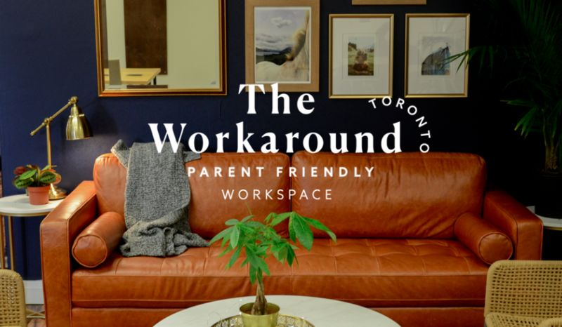 Family-Friendly Co-Working Spaces