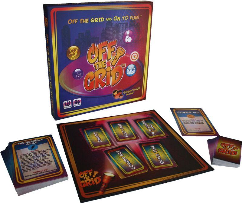 Screen-Free Board Games