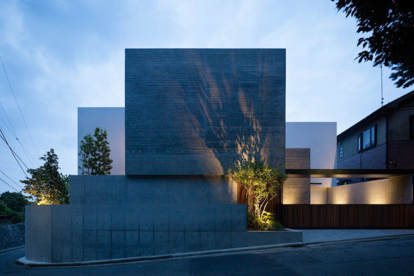 Structural Japanese Homes