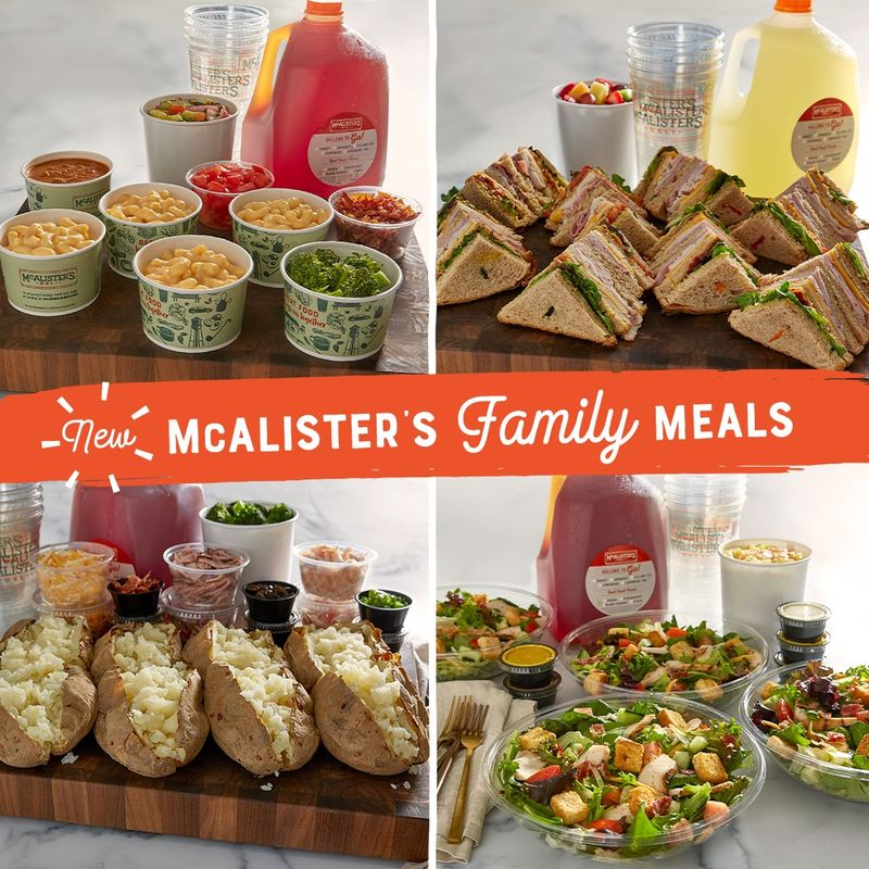 Family-Sized Deli Meals
