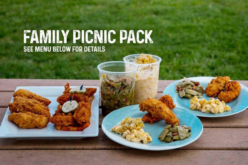 Family-Friendly Picnic Bundles