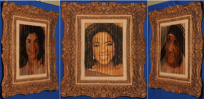 Illusonary Celebrity Quilts