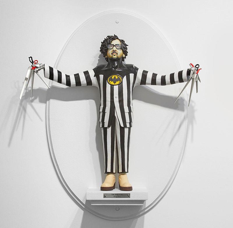 Stylistic Director Sculptures