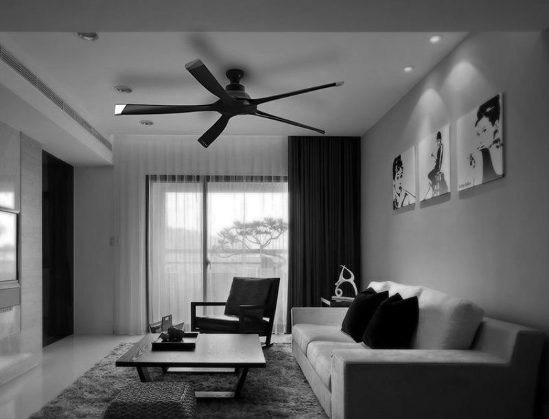 Smartphone-Controlled Ceiling Fans